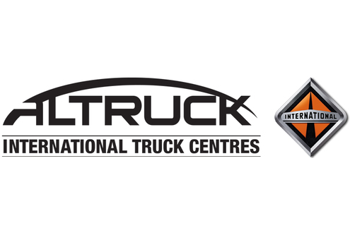 Altruck international logo