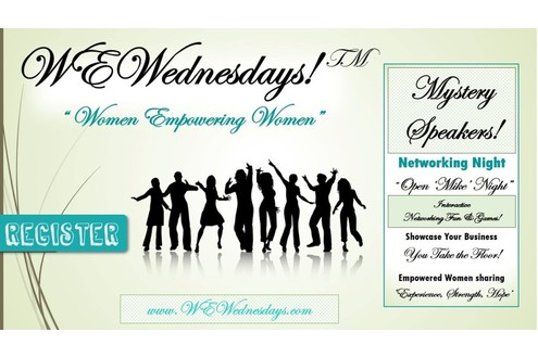 Wewednesdays final flyer image