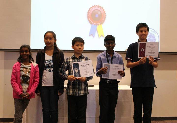 Evaluation Contest Winners and Chairs