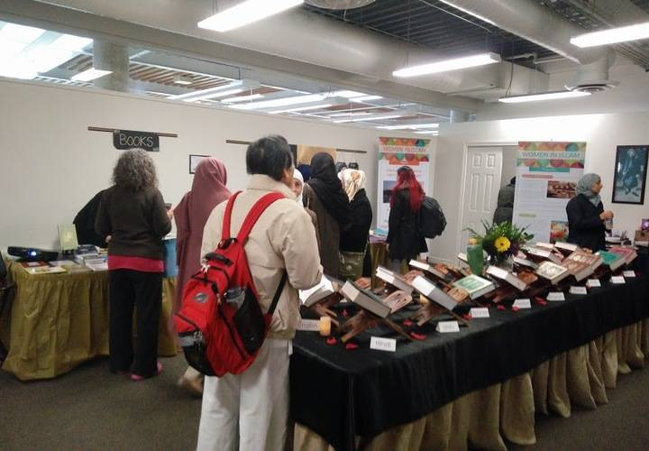 Guests at Demystifying Islam Event