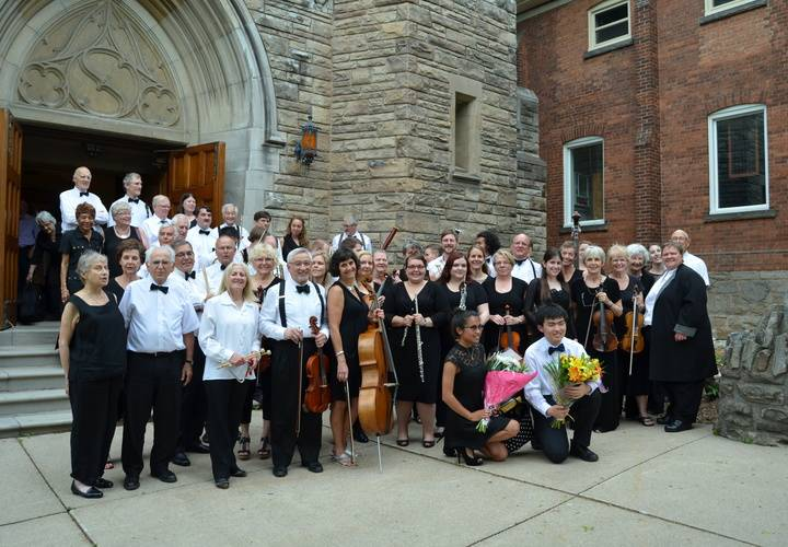 DVO and guests May 29, 2016 concert