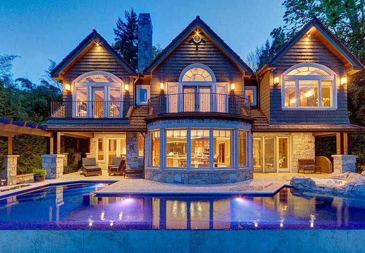 Mercer island waterfront estate 1