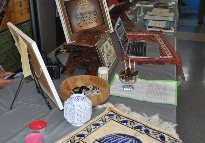 Some artifacts of the traditional islamic culure