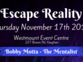 Escape reality banner