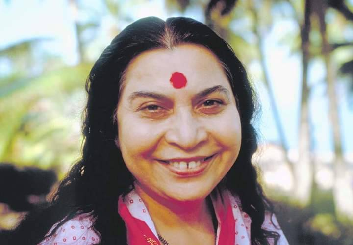 Founder of Sahaja Yoga - Shree Mataji Nirmala Devi
