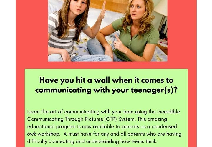 Parenteen Communication Workshops