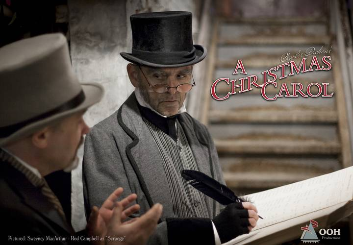 Ooh still a christmas carol titled
