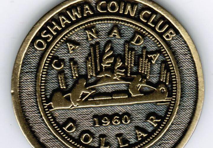 Odcc 60th anniversary medal