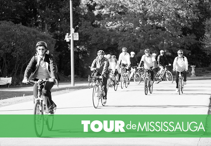 Join us for the 9th Annual Tour de Mississauga!