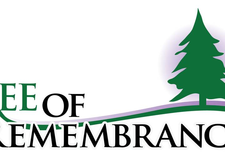 Tree of remembrance logo