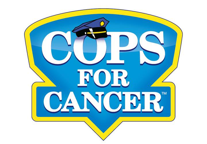 Cops for cancer logo eng