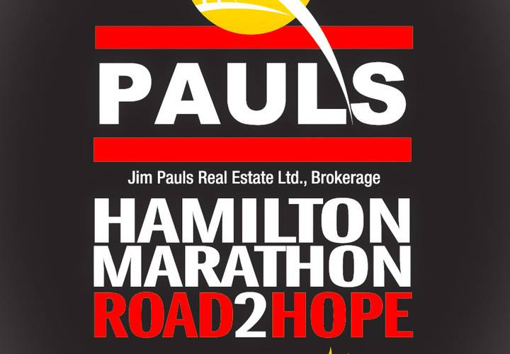 Join Frederick in Hamilton's Road2Hope for his final 10KM