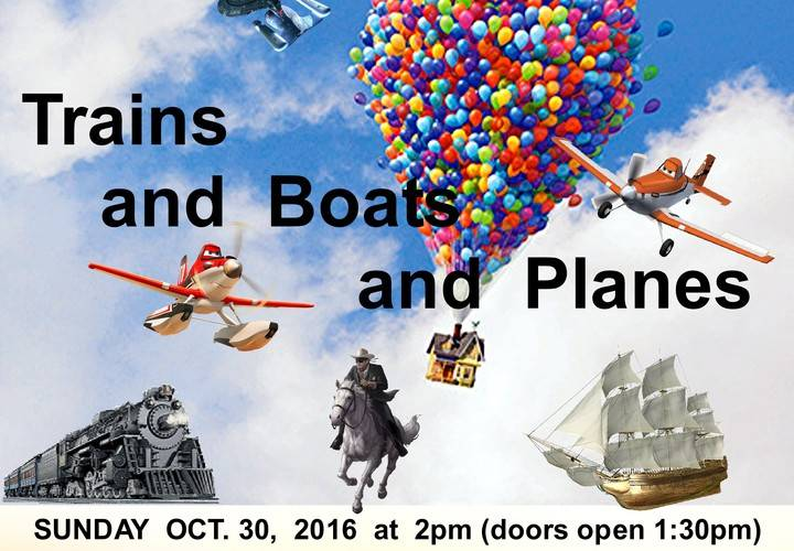 Lcb   poster   trains and boats and planes   oct 2016