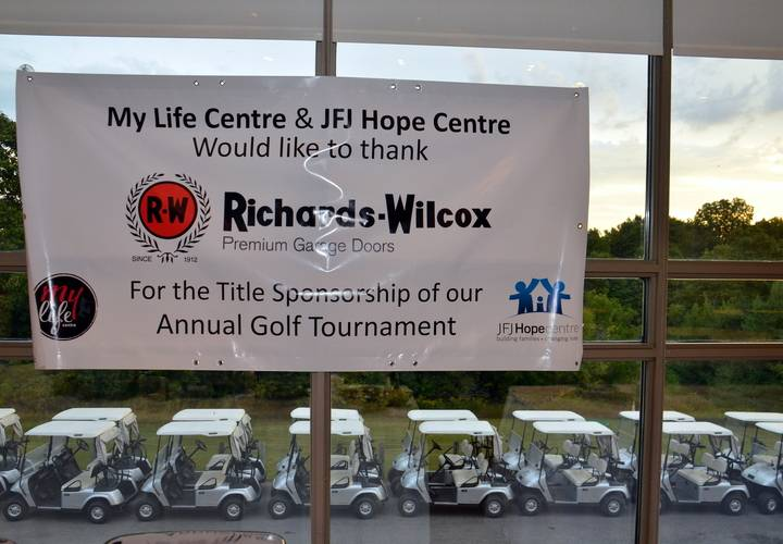 Title Sponsor: Richards-Wilcox