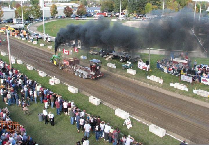 Tractor Pull entry