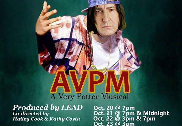 A very potter musical   copy
