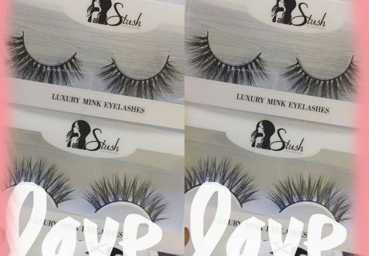 Our amazing Siberian Mink eyelashes (cruelty free) @stushextensions
