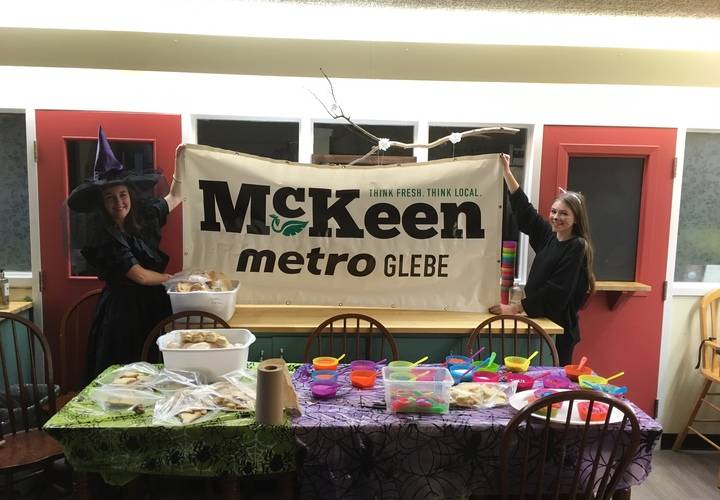 Metro McKeen - a great community partner.