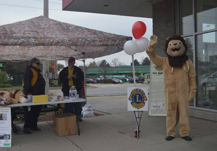 Guelph Royal City Lions Diabetes Tag Day