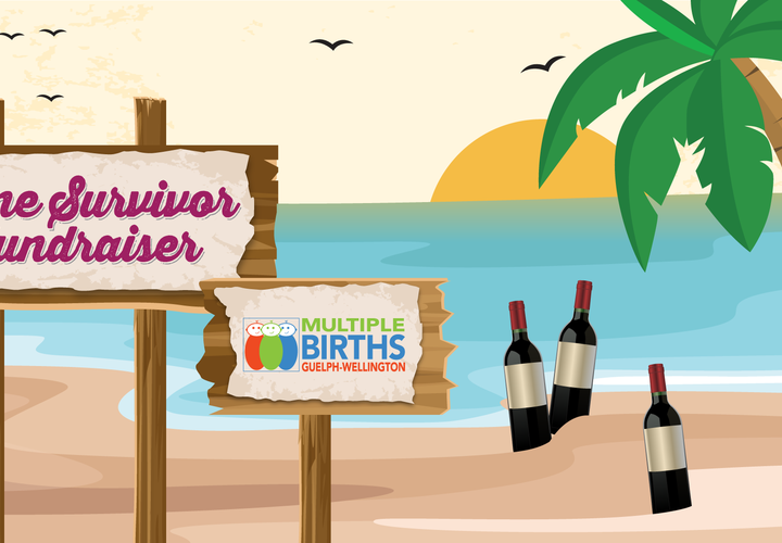 Wine Survivor graphic