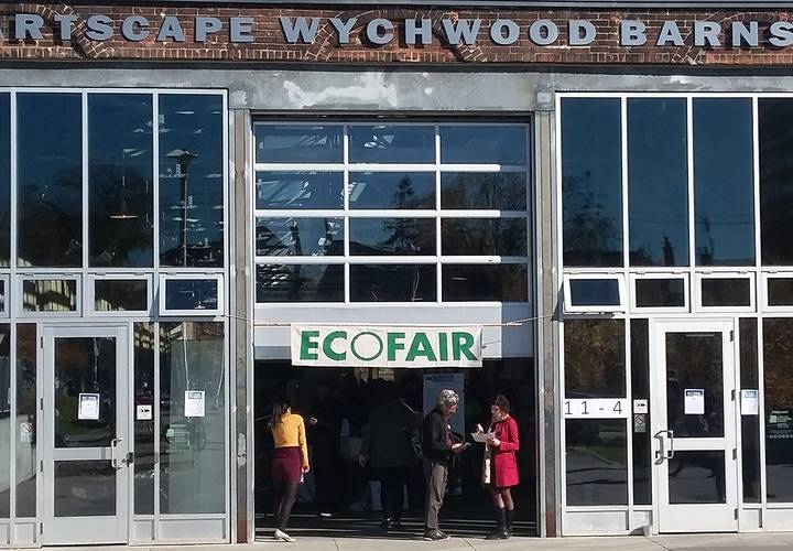 8th annual EcoFair at Artscape Wychwood Barns.