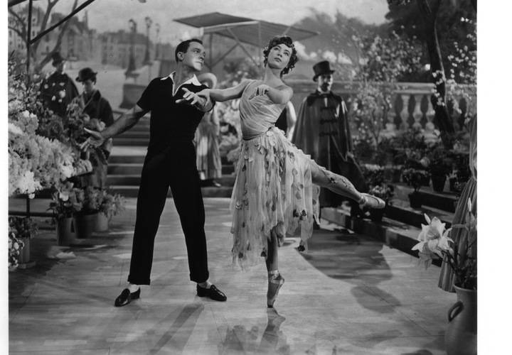 Gene Kelly in American in Paris