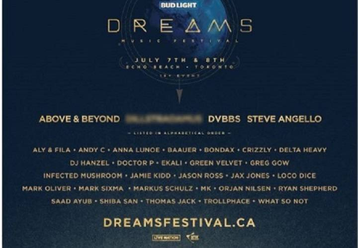 Dreams larger poster