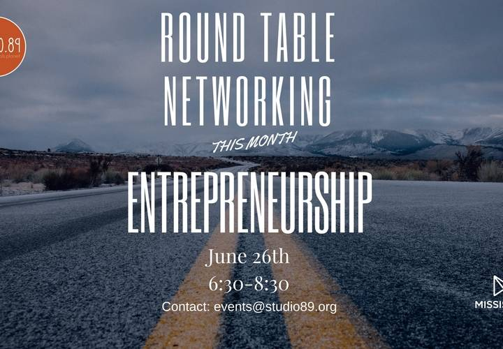 Round table networking  june