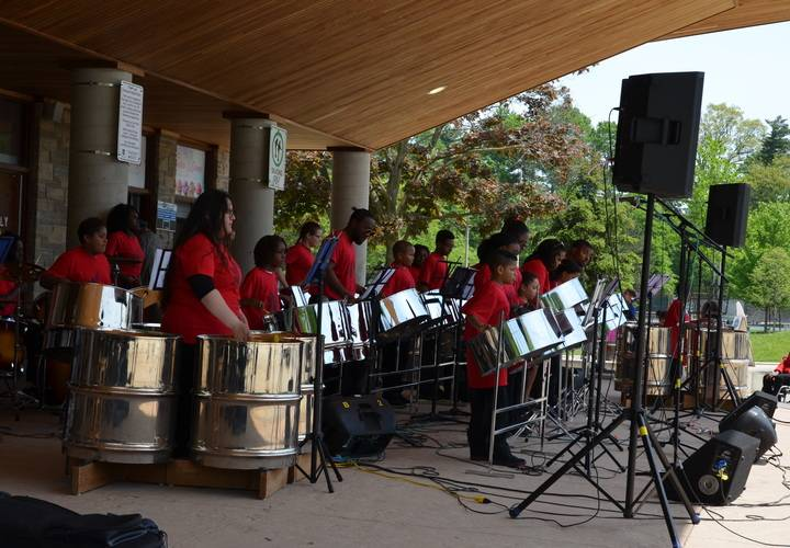 Hamilton Youth Steel Orchestra