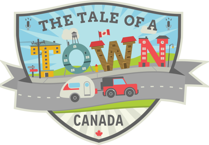 The tale of a town   canada   logo