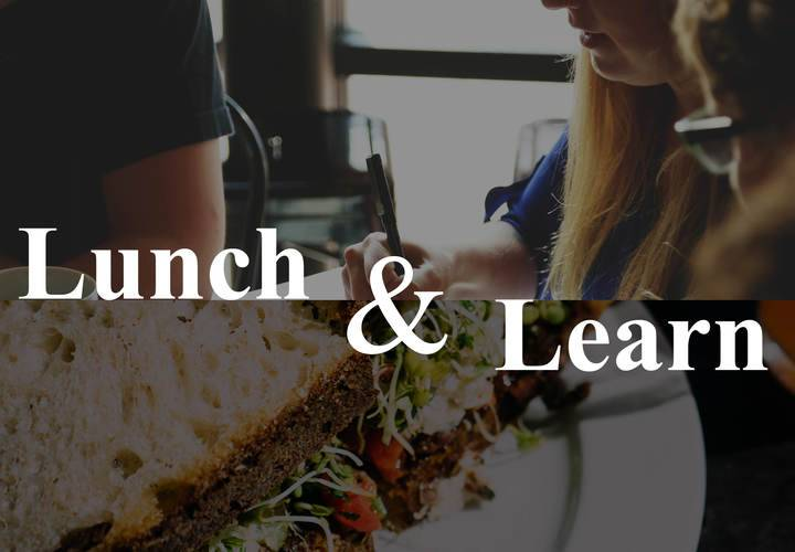Lunchlearn web