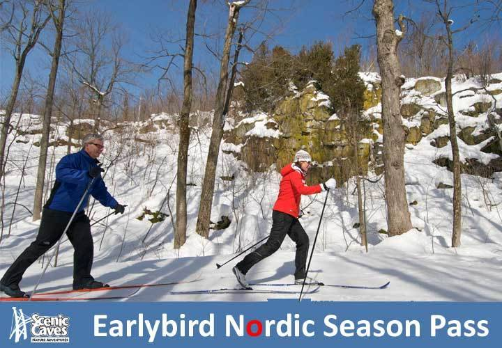 Earlybird nordic season pas