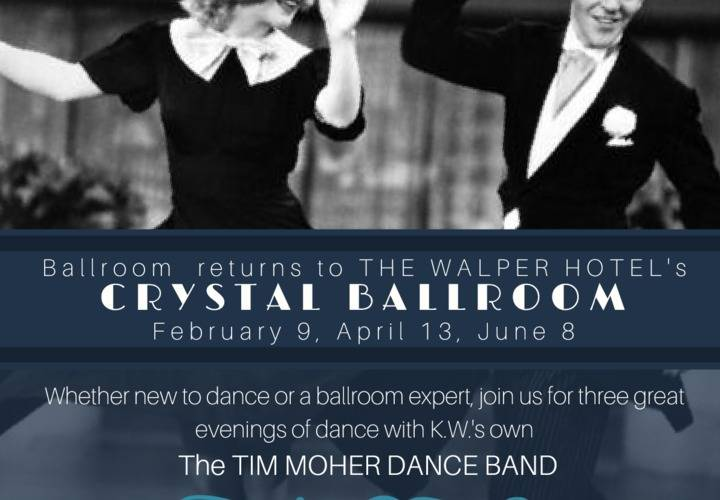 Ballroom by decade