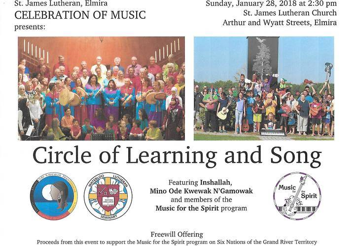 Circle of learning and song