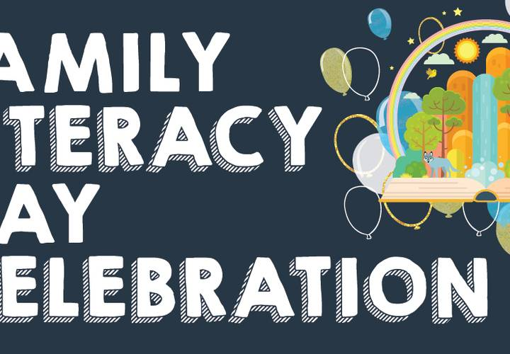 Smi family literacy day celebration