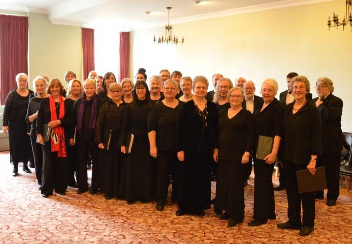 Dundas Celebration Choir January 28,2018