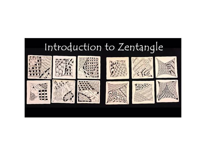 Introduction to zentangle 500