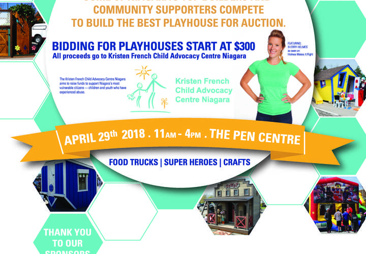 Playhouse 2018 flyer