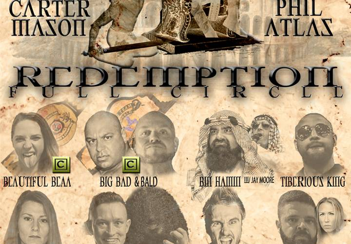Redemption fc poster