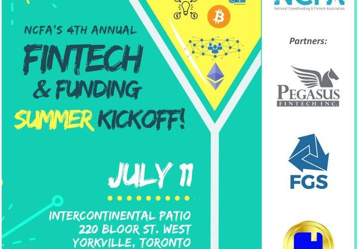 July 11 ncfa summer kickoff poster partners