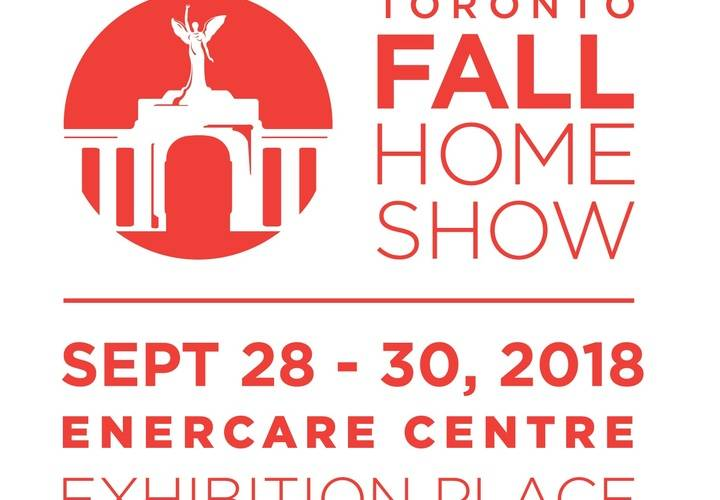 Toronto fall home show   2018 red logo
