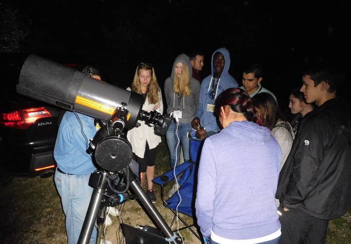 22 pi star party