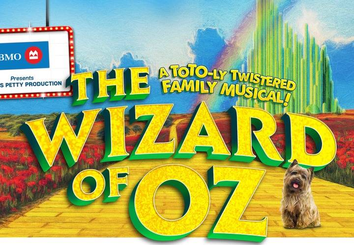 THE WIZARD OF OZ – The Toto-ly Twistered Family Musical — ELocalPost ...