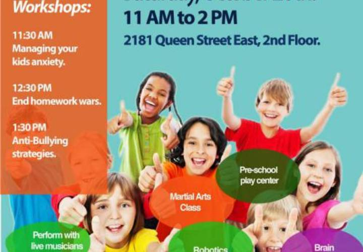 East toronto children s expo oct2018 poster  resize 500 pixels