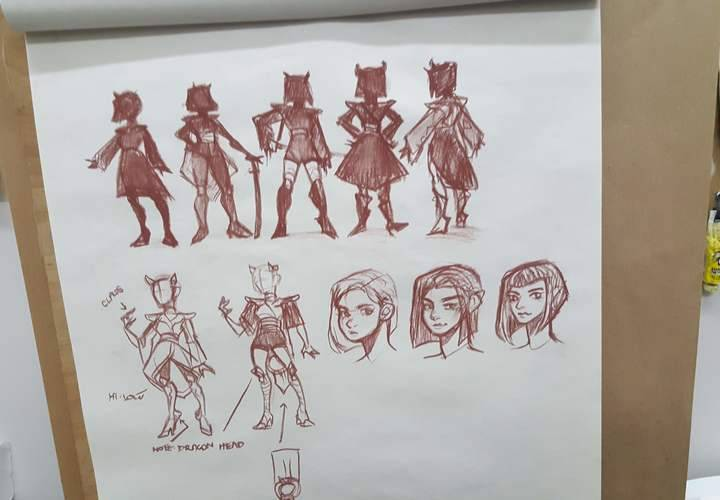 20180308 character game design