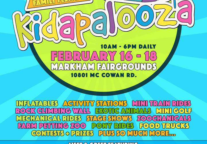 Kidapalooza flyer2019 with logos