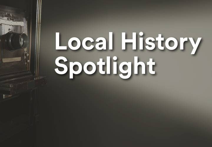 Smi spotlight on local history