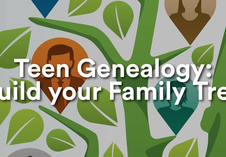 Smi teen genealogy build your family tree
