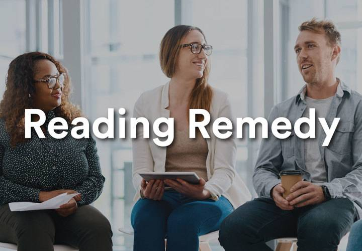 Smi reading remedy
