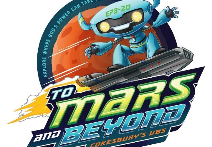 Mars and beyond logo primary